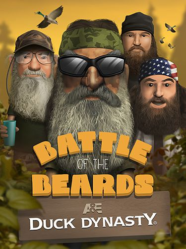Duck dynasty: Battle of the beards
