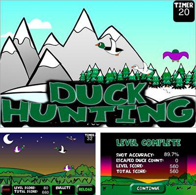 In addition to the game Shadow kings for iPhone, iPad or iPod, you can also download Duck Hunting for free.