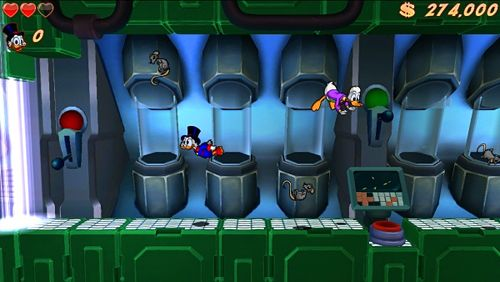Free Duck tales: Remastered download for iPhone, iPad and iPod.