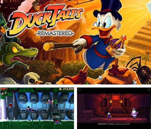 In addition to the game Snowball Run for iPhone, iPad or iPod, you can also download Duck tales: Remastered for free.