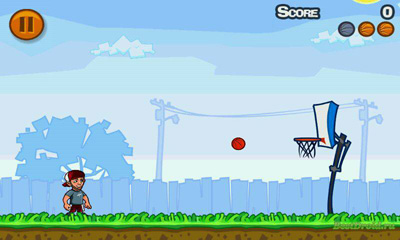 Screenshots vom Spiel Dude Perfect für iPhone, iPad oder iPod.
