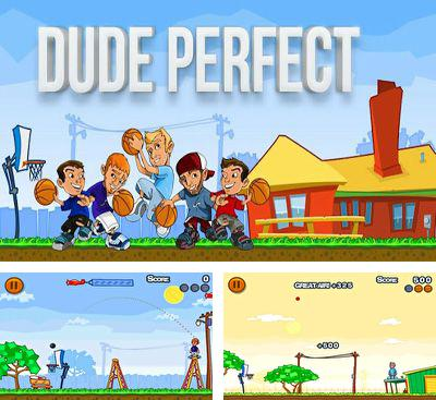 In addition to the game Angry birds action! for iPhone, iPad or iPod, you can also download Dude Perfect for free.