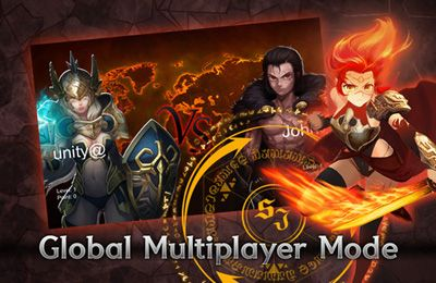 Download Duel of Fate iPhone free game.