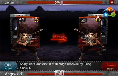 Free Duel of Fate download for iPhone, iPad and iPod.