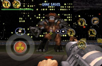Free Duke Nukem 3D download for iPhone, iPad and iPod.