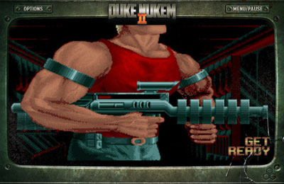 Screenshots of the Duke Nukem 2 game for iPhone, iPad or iPod.