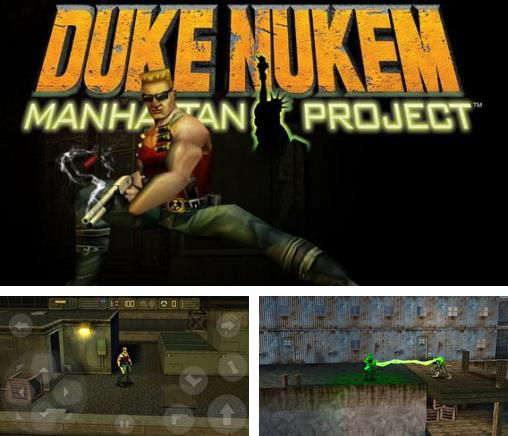 In addition to the game Monsters University for iPhone, iPad or iPod, you can also download Duke Nukem: Manhattan project for free.