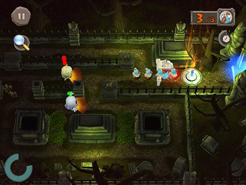 Descarga gratuita de Dumb chicken: Buddy rescue para iPhone, iPad y iPod.