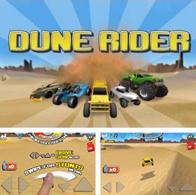 In addition to the game Schwarzwald Zombie Hospital for iPhone, iPad or iPod, you can also download Dune Rider for free.