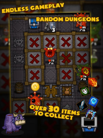 Free Dungelot download for iPhone, iPad and iPod.