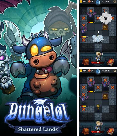 In addition to the game Truck racer: Attack of the Yeti for iPhone, iPad or iPod, you can also download Dungelot: Shattered lands for free.