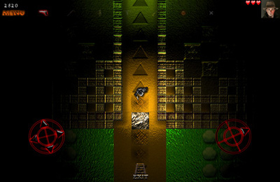 Capturas de pantalla del juego Dungeon Bandit para iPhone, iPad o iPod.