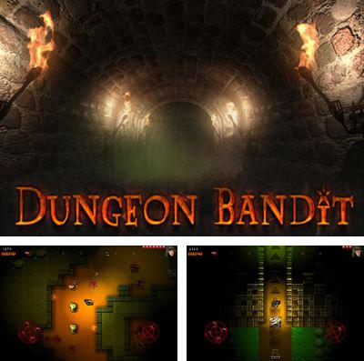 In addition to the game Cosmic Conquest for iPhone, iPad or iPod, you can also download Dungeon Bandit for free.