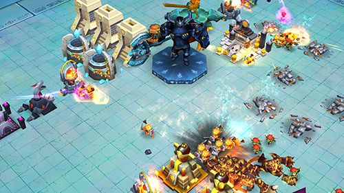 Download Dungeon battles iPhone free game.