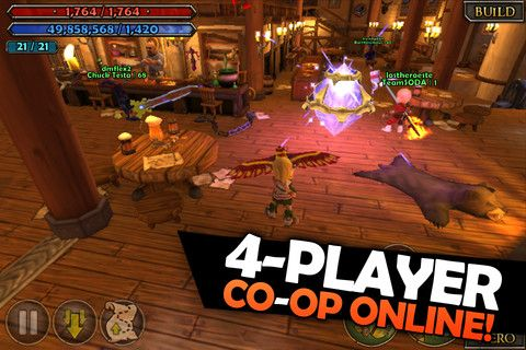 Download Dungeon defenders: Second wave iPhone free game.