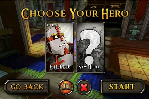 Kostenloser Download von Dungeon defenders: Second wave für iPhone, iPad und iPod.
