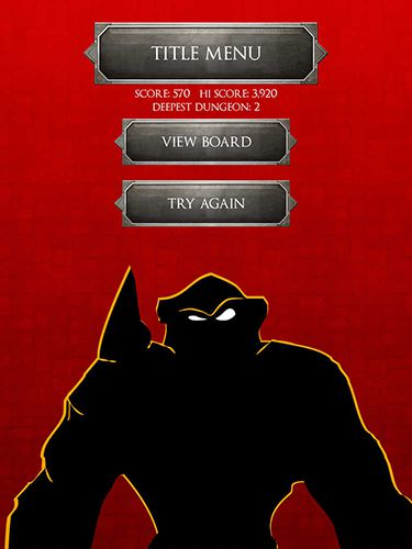 Игра Dungeon heroes: The board game для iPhone