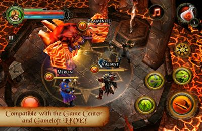 Игра Dungeon Hunter 2 для iPhone