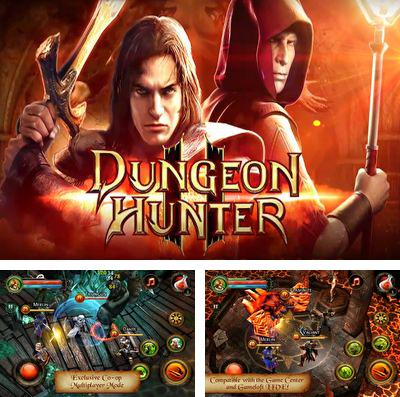 In addition to the game Gardenscapes 2 for iPhone, iPad or iPod, you can also download Dungeon Hunter 2 for free.