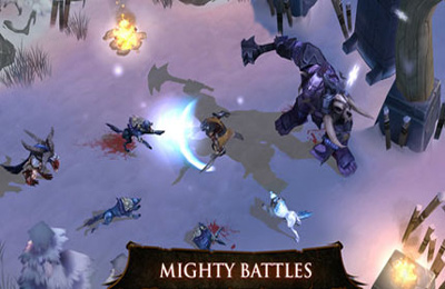 Download Dungeon Hunter 4 iPhone free game.