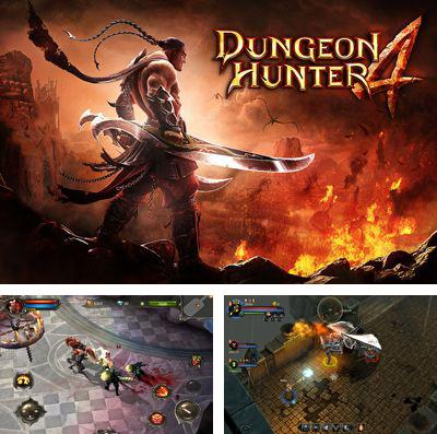 In addition to the game World of cubes: Survival craft for iPhone, iPad or iPod, you can also download Dungeon Hunter 4 for free.