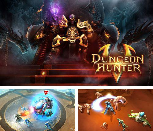 In addition to the game Heroes and Castles for iPhone, iPad or iPod, you can also download Dungeon hunter 5 for free.