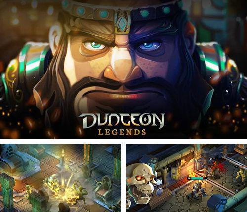 In addition to the game Pirates legend for iPhone, iPad or iPod, you can also download Dungeon legends for free.