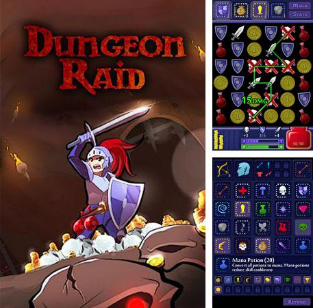 In addition to the game Didi's Adventure for iPhone, iPad or iPod, you can also download Dungeon Raid for free.