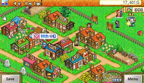 Download Dungeon village iPhone free game.