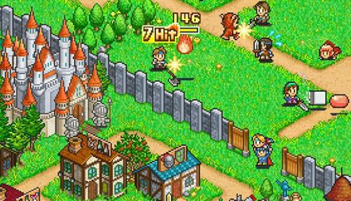 Descarga gratuita de Dungeon village para iPhone, iPad y iPod.