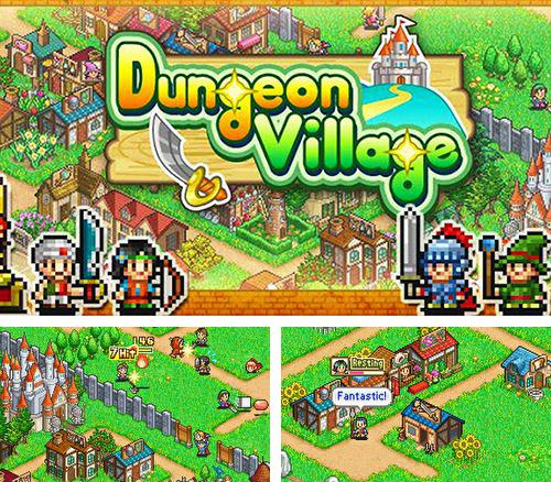 In addition to the game Asphalt 8: Airborne for iPhone, iPad or iPod, you can also download Dungeon village for free.