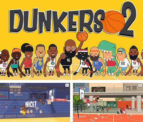 In addition to the game MMX racing for iPhone, iPad or iPod, you can also download Dunkers 2 for free.