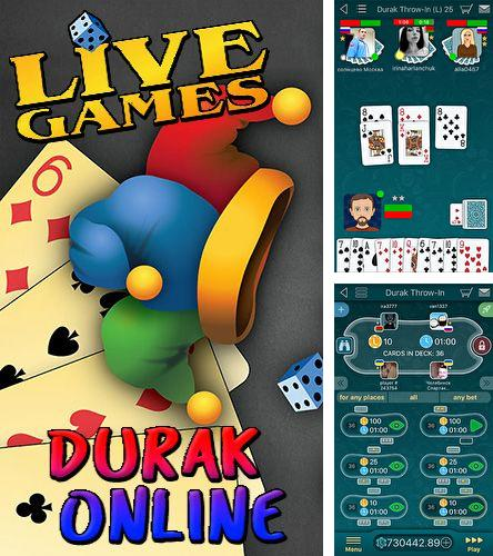 Download Durak online by Live games iPhone free game.