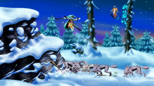 Free Dust: An Elysian tail download for iPhone, iPad and iPod.