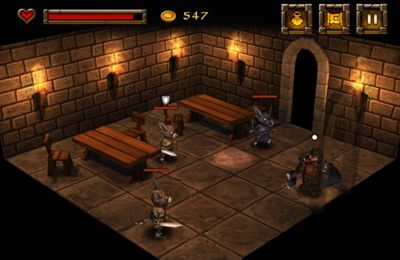 Free Dwarf Quest download for iPhone, iPad and iPod.