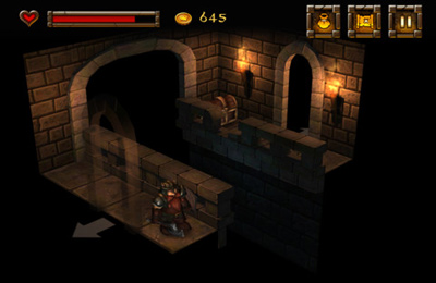 Screenshots of the Dwarf Quest game for iPhone, iPad or iPod.