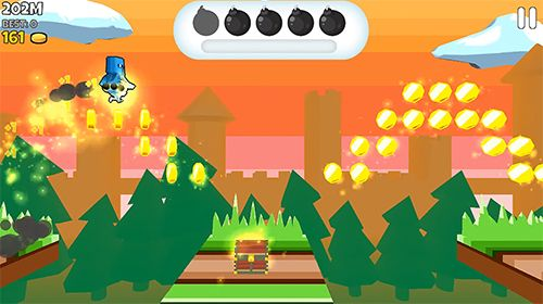 Download Dyna knight iPhone free game.