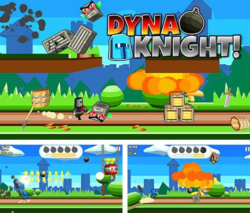 In addition to the game Ice Patrol for iPhone, iPad or iPod, you can also download Dyna knight for free.