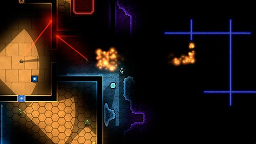 Screenshots of the Dynamite Jack game for iPhone, iPad or iPod.