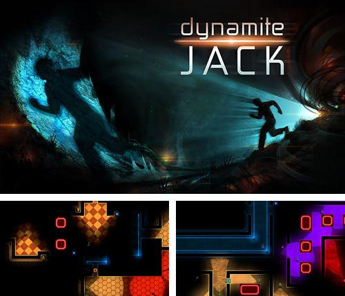In addition to the game JUMP?JUMP?3D for iPhone, iPad or iPod, you can also download Dynamite Jack for free.