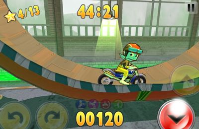 Download DynaStunts iPhone free game.