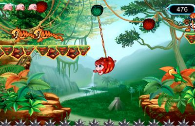 Download e-Pig Rope iPhone free game.