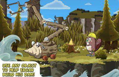 Download Eager Beaver iPhone free game.