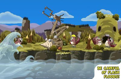Screenshots do jogo Eager Beaver para iPhone, iPad ou iPod.