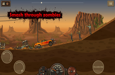 Descarga gratuita de Earn to Die para iPhone, iPad y iPod.