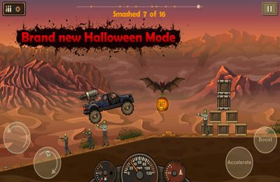 Capturas de pantalla del juego Earn to Die para iPhone, iPad o iPod.