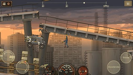 Download Earn to die 2 iPhone free game.