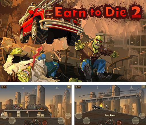 In addition to the game Construction truck: Simulator for iPhone, iPad or iPod, you can also download Earn to die 2 for free.