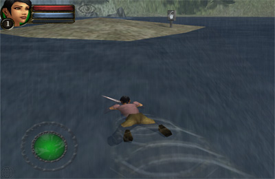 Capturas de pantalla del juego Earth And Legend 3D para iPhone, iPad o iPod.