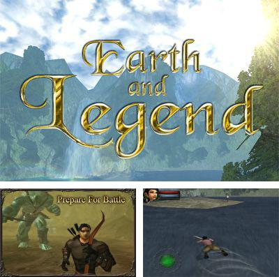 In addition to the game Magic rampage for iPhone, iPad or iPod, you can also download Earth And Legend 3D for free.